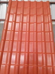 Bamboo Profile PVC Sheet