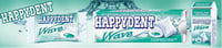 Happydent Wave Chewing Gum