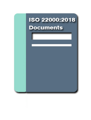 ISO 22000:2018 Food Safety Management System Documentation