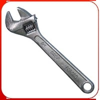 Adjustable Wrench Drop Forged