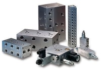 Hydraulic Manifold Block And Plates