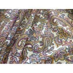 Voile Print Fabric