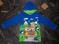 Kids Pullover Jackets