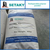 Re Dispersible Polymer Powder For Drymix Mortars
