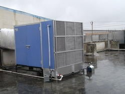 Centralized Air Cooling System
