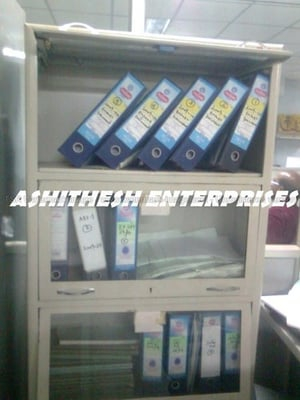 Files and Book Racks with Long Service Life
