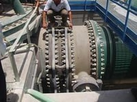 Rubber Expansion Joints For Thermal Plant