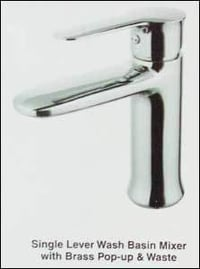 Focus Single Lever Wash Basin Mixer