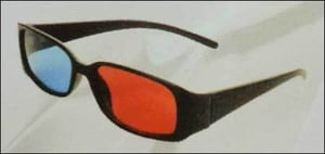 3D Anaglyph Glasses