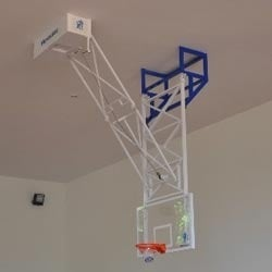 Hanging and Ceiling Suspended Basket Ball Equipment