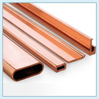 Copper Based Profiles Sections