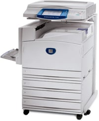 Xerox Workcenter 7345 Color Machine