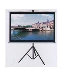 Portable And Tripod Projector Screens