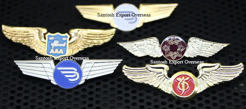 Pilot Wing Badge