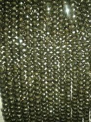 Black Spinel Gemstone Beads