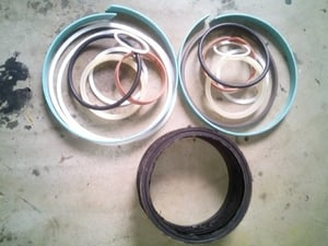 Heavy Earth Moving Cylinder Seal Kit
