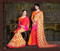 Designer Formal Wear Saree