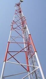 Telecom Self Supporting Tower
