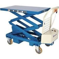 Semi Battery Operated Maintenance Scissor Lift