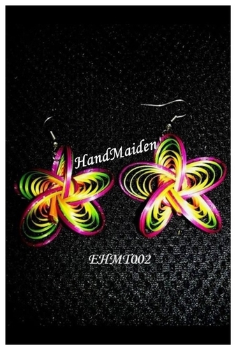 Fashion Wooden Earrings