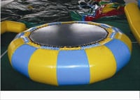 Inflatable Water Trampoline Bouncer