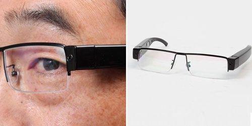 Dvr Glasses