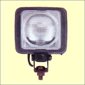 Work Square Lamps