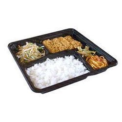 Plastic Lunch Plate