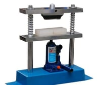 Dumbell Die and Cutting Press