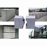 Environment Protection Interior Wall EPS Sandwich Panel