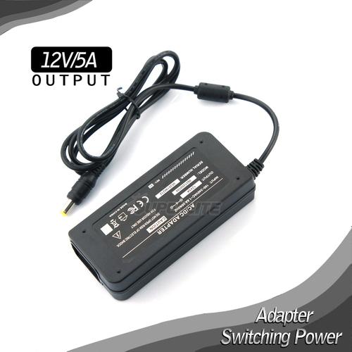 EU PLUG AC DC Power Adapter
