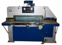 Semi Automatic Paper Cutting Machinery
