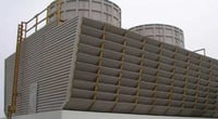 Industrial Wooden Cross Flow Cooling Towers