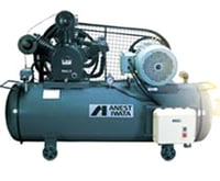 Air Cooled Reciprocating and Oil Lubricated Compressors