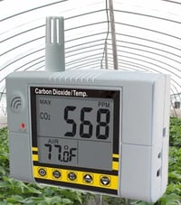 QT-CO2 Carbon Dioxide, Temperature and Humidity Meter