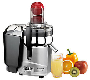 Kuvings Centrifugal Juicer with Stainless Steel Juicing Bowl