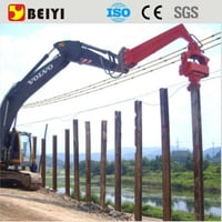 Hydraulic Pile Driver