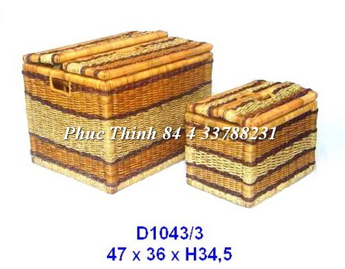 Storage And Basket (D1043 3)