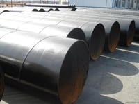 Steel Pipes For Sewage and Water