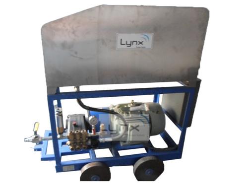 High Pressure Hydro Test Pumps - LYNX PRESSURE SYSTEM, 52, Yamuna