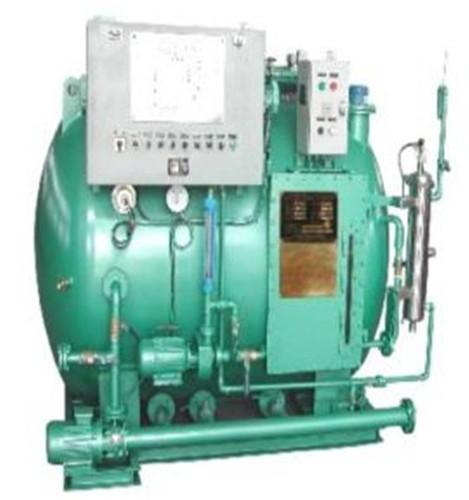 High Efficiency Marine Biochemical Sewage Treatment Plant