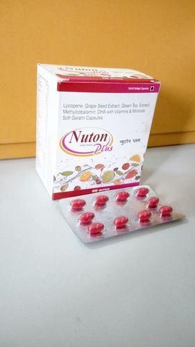 Nuton Plus (Softgelatin Capsules)