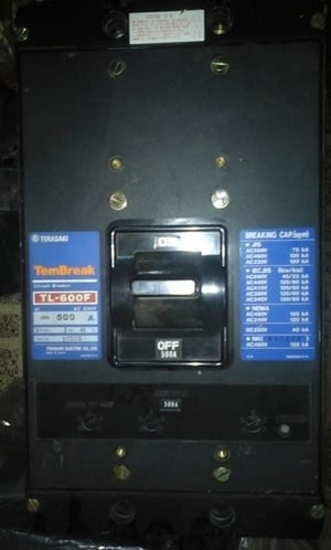 Old And Used Mccb Switches