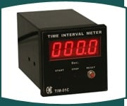 Time Interval Meters