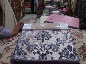 Velvet Fabric For Sofa And Curtains