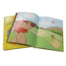 Children Soft Cover Story Book Printing Service