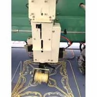 Cording And Tapping Embroidery Machine