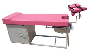 Gynae. or Obstetric Examination Couch