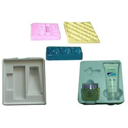 Forming Cosmetic Packing Tray