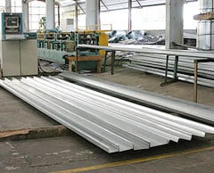 Z Purlins/C Purlins and Channels